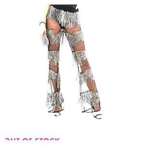 Beaded/Sequin Pants